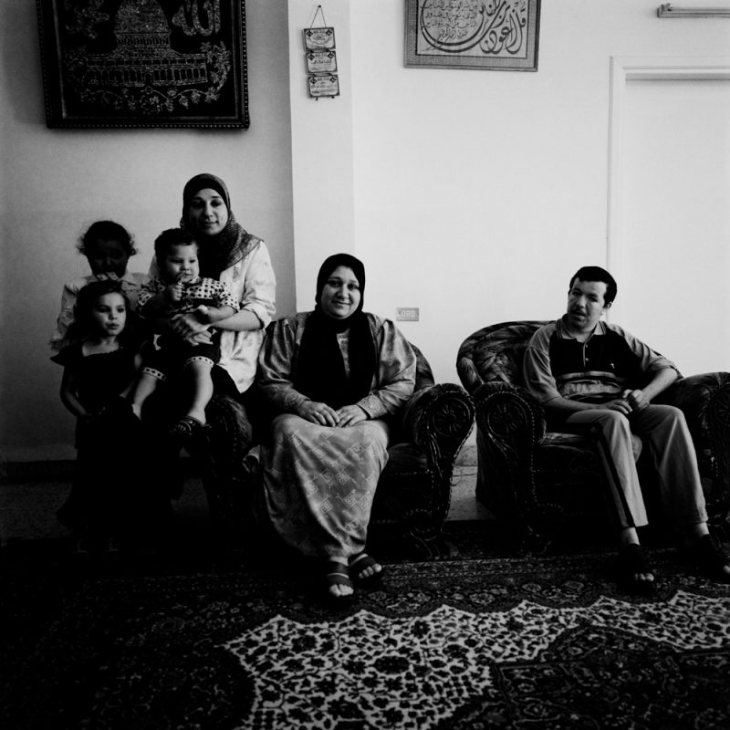 Amman, in the house of one of the families supported by the Centre.