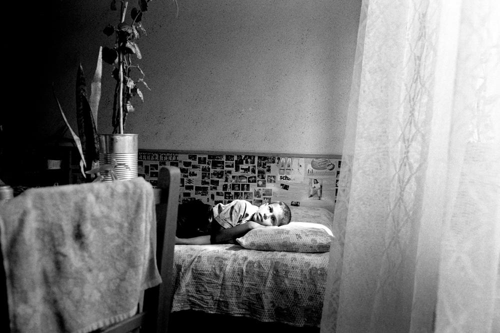 Braila, Centre N.6 for abandoned children.