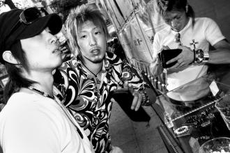Shinsaibashi (Osaka) - Teenagers - 2012