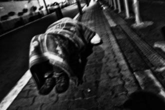 Nishinari (Osaka) - Homeless area - 2013