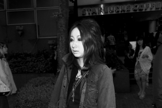 Shinsaibashi (Osaka) - Teenager - 2012