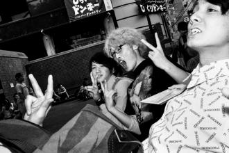 Shinsaibashi (Osaka) - Teenager - 2012